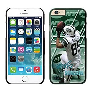New York Jets Chaz Schilens Case For iPhone 6 Black 4.7 inches