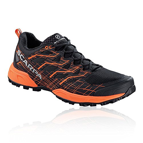 SCARPA Neutron 2 Alpine Trail Running Shoes – AW18-11.5 – Black For Sale