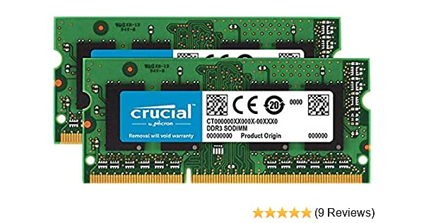 8GB Kit (4GBx2) Upgrade for a HP - Compaq Pavilion dv6 (Intel Core i3, i5 and i7 Processors) System (DDR3 PC3-12800, Non-ECC,)