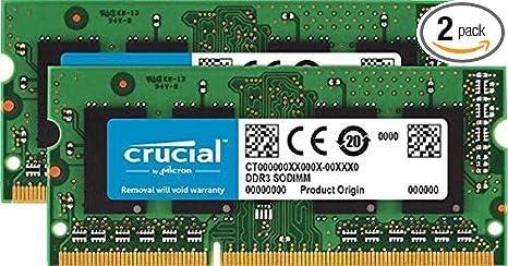 Amazon.com: Módulo de memoria portátil Crucial ...