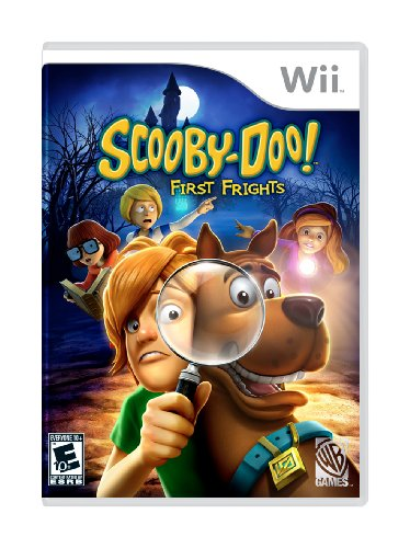 Scooby Doo First Frights - Nintendo Wii -