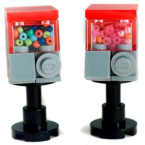 LEGO Furniture: Candy Machines