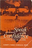 Speaking with Confidence, Vasile, Albert J. and Mintz, Harold K., 067339316X
