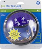 GE LED Princess Tap Light, Projects Moon and Stars on the Ceiling, Tap On/Off, Battery Operated, 30 Minute Time Out Feature, Ideal for Kid's Rooms and Play Rooms, 17486