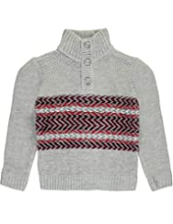 "Nautica Big Boys' ""Rocky Shoreline"" Sweater"