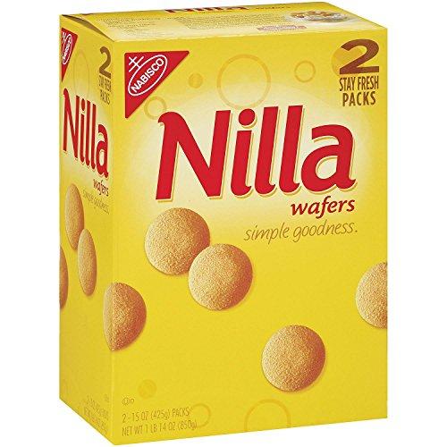 - Nabisco Nilla Wafers - 15 oz. - 4 pk.