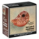 LIGHT MOUNTAIN HENNA,MAHOGANY, 4 OZ