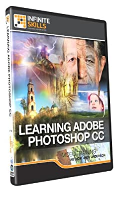 Learning Photoshop CC - Training DVD