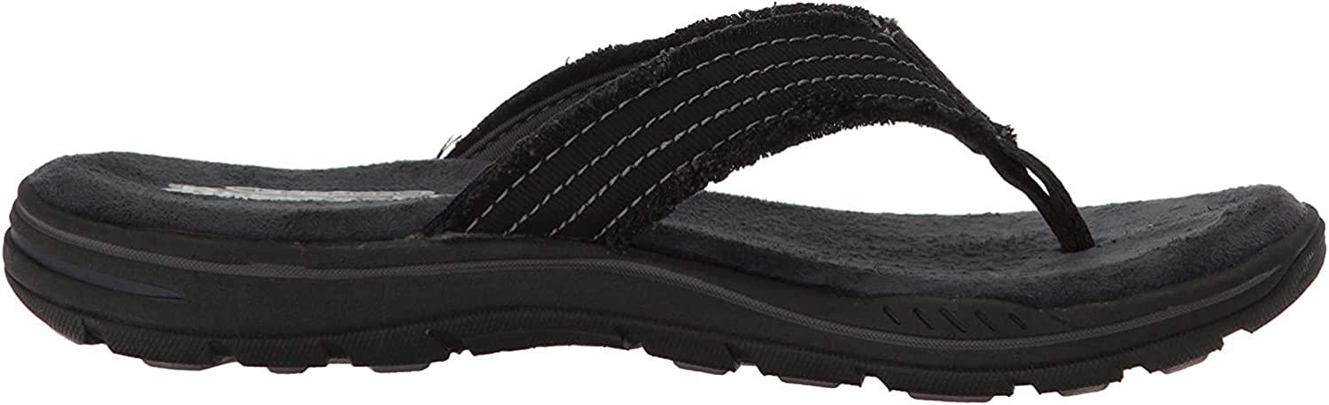 Skechers Men's Evented Arven Flip Flop