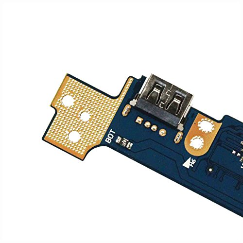 GinTai Power Switch Button IO USB SD Card Board for ASUS Q302 Q302L Q302LA Q302U Q302UA TP300 TP300L TP300LA TP300LD by GinTai (Image #5)