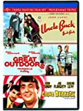 Uncle Buck / The Great Outdoors / Going Berserk (Triple Feature) (Bilingual)