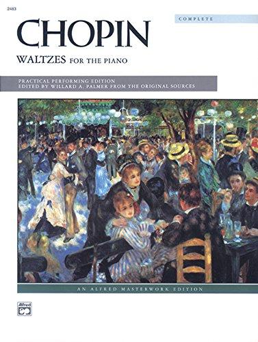 Chopin Waltz Sheet Music - 4