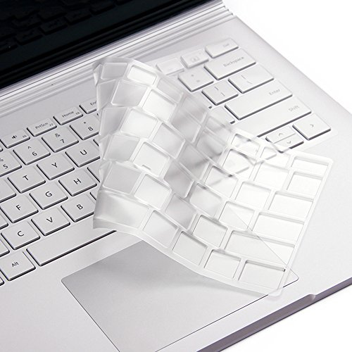 Masino Silicone Keyboard Cover Thin Keyboard Skin ...