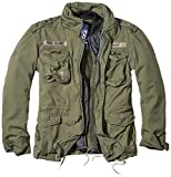 Brandit Men's M-65 Giant Jacket Olive Size XXL