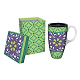 Lille Pastel Colored Boxed Travel Coffee Mug - Best Reviews Guide