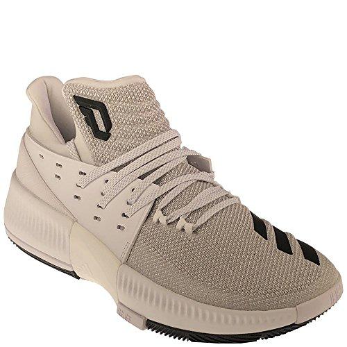 Basketball core 3 White Black Shoe Men's Dame adidas TxIw5qY5