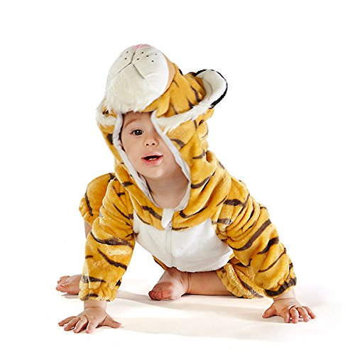 M&M SCRUBS Bengal Tiger Costume (3-6