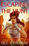 Escaping the Hunt: SciFi Alien Romance (Galactic Courtship Book 4)