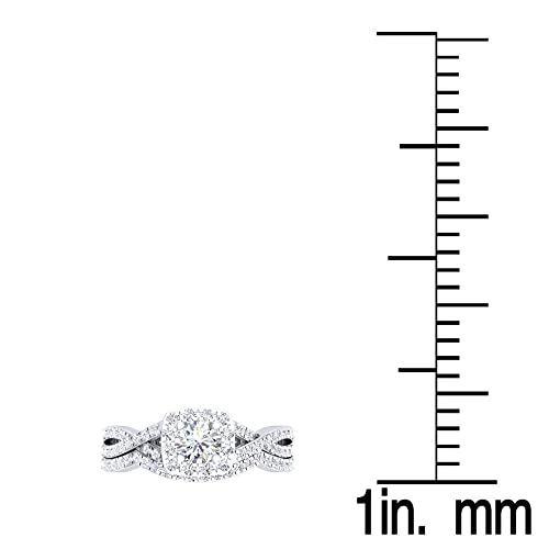 Dazzlingrock Collection K4745-CZ-P product image 2