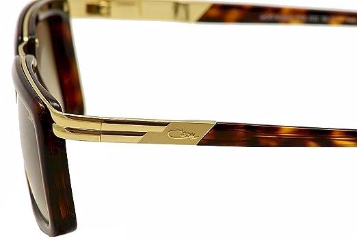 4ef6434c888 Cazal Sunglasses CZ 6006 3 002SG Tortoise Gold Size 66 mm  Amazon.co.uk   Clothing