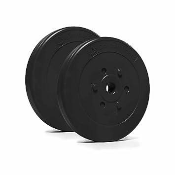 Hantelscheiben 1,25kg Eisen Hantel Gewichte Gewichtsscheiben 2Stück