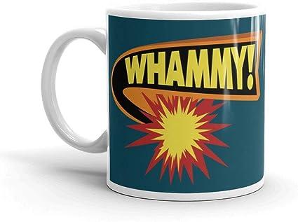 Anchorman Ron Burgundy Champ Kind Whammy Movie Quote Mug ...