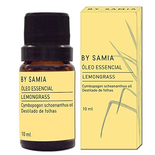 Óleo Essencial Lemongrass Samia Multicor
