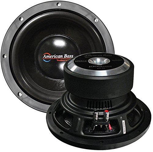 American Bass XD1044 10 inch 900 Watts Subwoofer