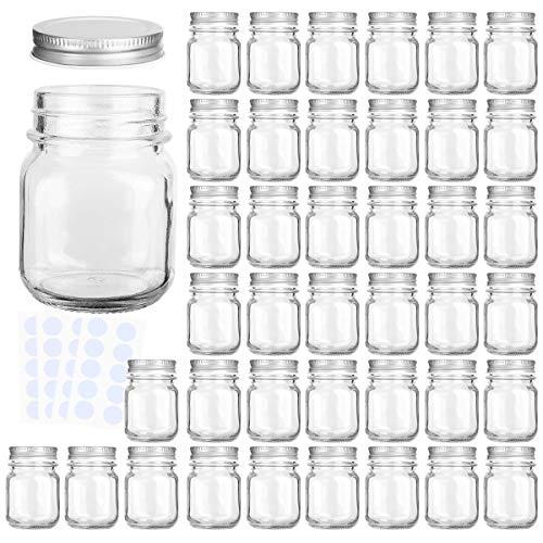 small 4oz glass jars - 4
