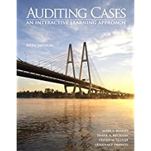 Auditing Cases: An Interactive Learning Approach (6th Edition)