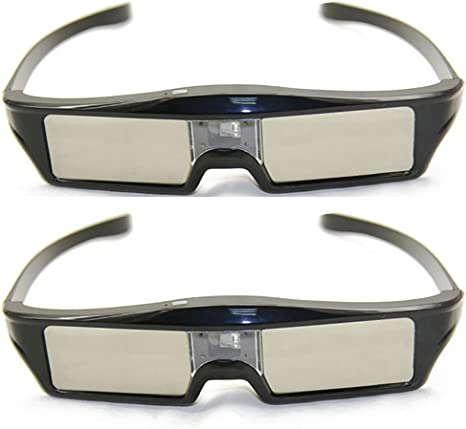 Mouwa Gafas 3D Enlace Dlp, Obturador Activo Gafas 3D Recargables ...