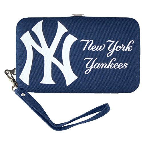 MLB New York Yankees Shell Wristlet ()
