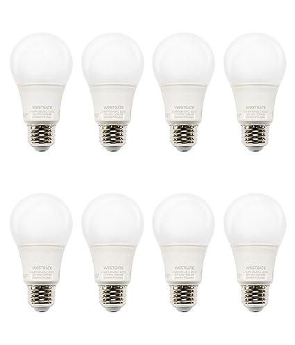 Westgate Lighting 9W A19 LED Light Bulb Dimmable LED Lamp Bulbs – Best  Bulbs For Home, Office, Kitchen, Bedroom - High Lumen – E26 Medium Base  120V - ...