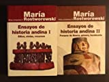 img - for Ensayos de historia andina (Serie Historia andina) (Spanish Edition) book / textbook / text book