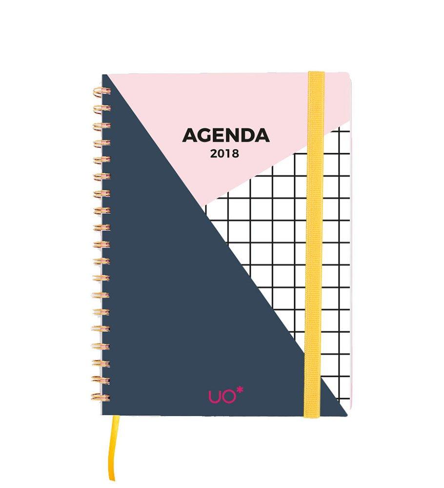 UO AG18ED - Agenda 2018 con diseño Actitud