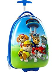 Nickelodeon PAW Patrol Boys 18 Rolling Carry On Luggage