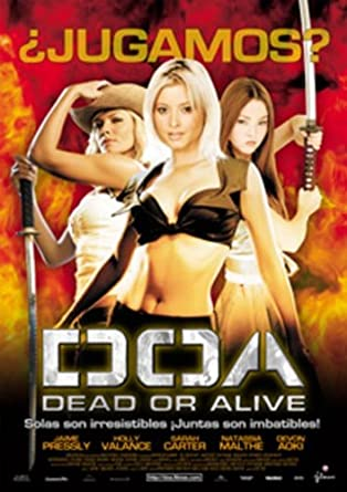 Amazon Com Doa Dead Or Alive 2006 Import Movie European