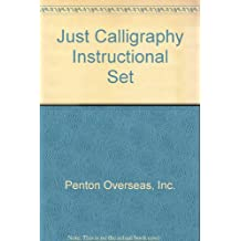 Just Calligraphy Instructional Set