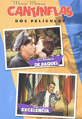 Cantinflas Dos Películas: El Bolero De Raquel y Su ()
