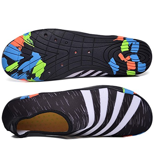 Diving Shoes Skin Wading Sneaker Quick Women's Men's Slippers Shoes Swimming Green Drying Water gAvPxawqx