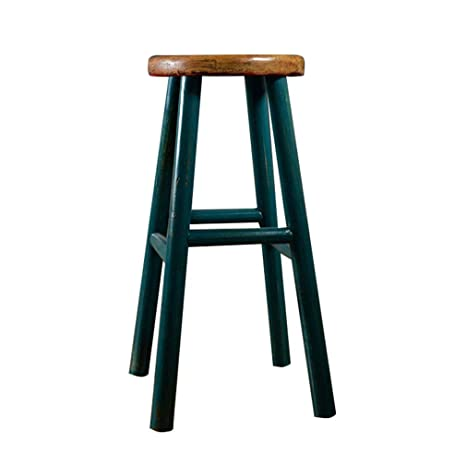 Fine Amazon Com Barstool Wooden Tall Stools Pub Counter Bar Spiritservingveterans Wood Chair Design Ideas Spiritservingveteransorg