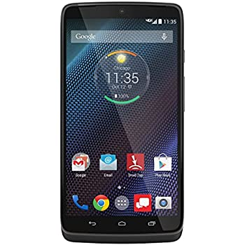 Motorola DROID Turbo, Metallic Black 32GB (Verizon Wireless)