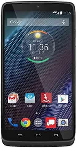 Motorola DROID Turbo, Metallic Black 32GB (Verizon Wireless)