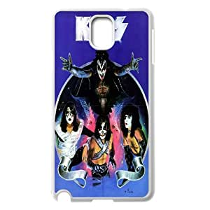 High Quality {YUXUAN-LARA CASE}Kiss Music Band For Samsung Galaxy NOTE3 STYLE-18