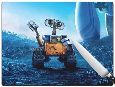 Movie Poster 49 - Wall E Standard Cutting Board