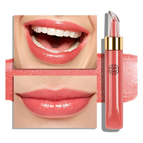 Eve by Eve's Dusty Rose Natural Ingredients Tube Lip Gloss Luster - Scented with Rose Honey Extract ()