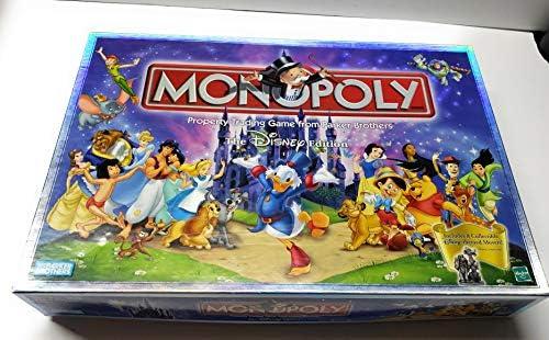 Hasbro Disney Monopoly by: Amazon.es: Juguetes y juegos