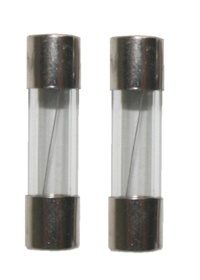 Feinsicherung Glassicherung Sicherung 5x20mm flink 250V 5A 2 Stü ck (0006) B2Q