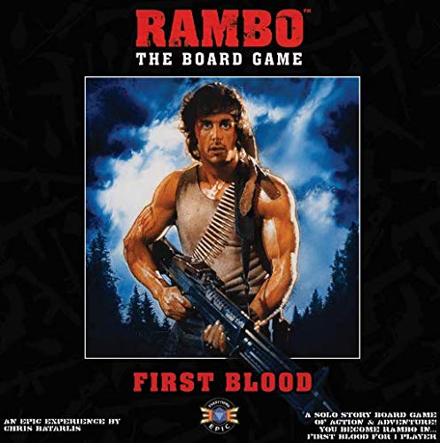 Rambo the Board Game: First Blood