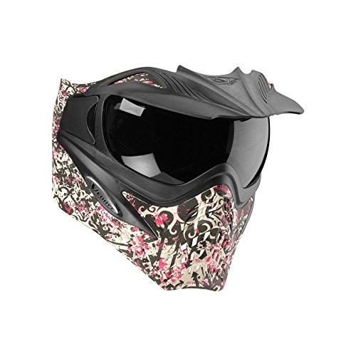G.I. Sportz VForce Grill Paintball Mask / Thermal Goggles (Grunge Fushia) by GI Sportz
